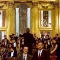 Inauguración y concierto, con Jaime Aledo, 1988