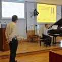El piano y el compositor, con Ignacio Torner. 2013