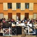 Sonatas. Ensayo de la orquesta. 2013