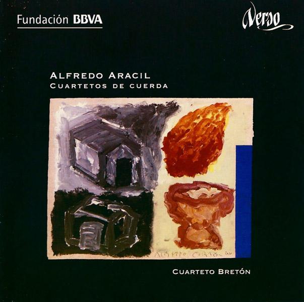 Alfredo Aracil. Cuartetos de cuerda
