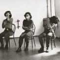 Ensayo de Estudio con Sillas. Madrid, 1986