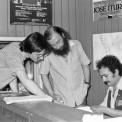 Grabación de Punta Altiva. Madrid, 1983